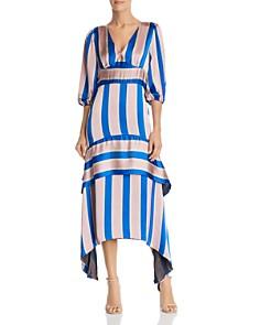Paper London - Marley Sails & Stripes Dress