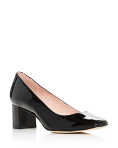 kate spade new york - Women's Kylah Square-Toe Pumps