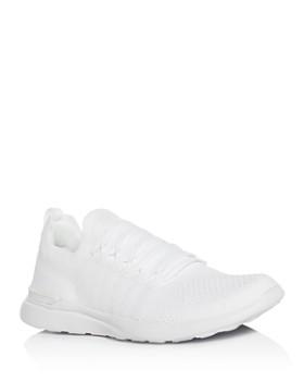 4b3e7729fe74 APL Athletic Propulsion Labs - Women s TechLoom Breeze Knit Low-Top Sneakers  ...