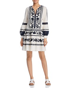 Tory Burch - Gabriella Embroidered Dress