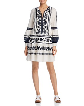 bf103f7ade990 Tory Burch - Gabriella Embroidered Dress ...