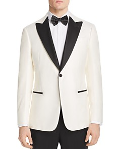 Armani - Satin-Lapel Regular Fit Tuxedo Jacket