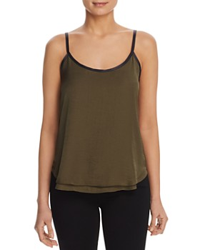 Kenneth Cole - Layered Camisole Top