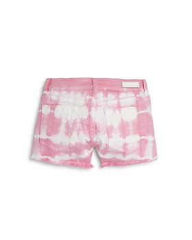 BLANKNYC - Girls' Tie-Dyed Denim Shorts - Big Kid