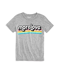 Flowers by Zoe - Girls' More Love Tee - Little Kid
