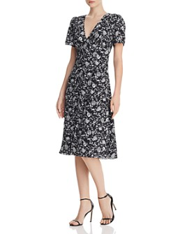 Adelyn Rae - Hunter Woven Midi Dress