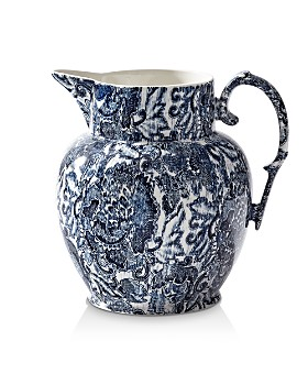 Ralph Lauren - Faded Peony Etruscan Pitcher