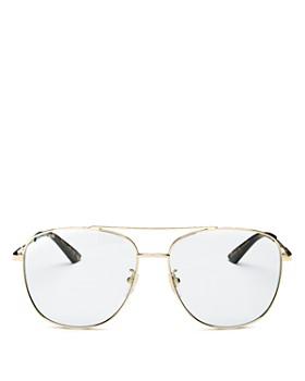 dd8d8b658c1c7 Gucci Aviator Sunglasses - Bloomingdale s