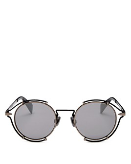 rag & bone - Men's Round Sunglasses, 54mm