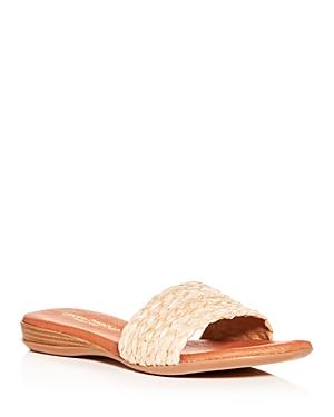 Women's Nahala Featherweights Woven Slide Sandals