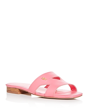 Kurt Geiger WOMEN'S ODINA SLIDE SANDALS