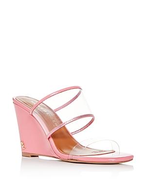 Kurt Geiger Sandals Women's Charing Wedge Slide Sandals