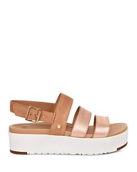 UGG® - Women's Braelynn Platform Slingback Sandals