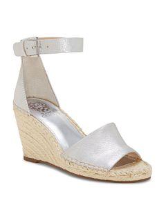 04f3aa8d024 Splendid Women's Simon Leather Espadrille Wedge Sandals   Bloomingdale's