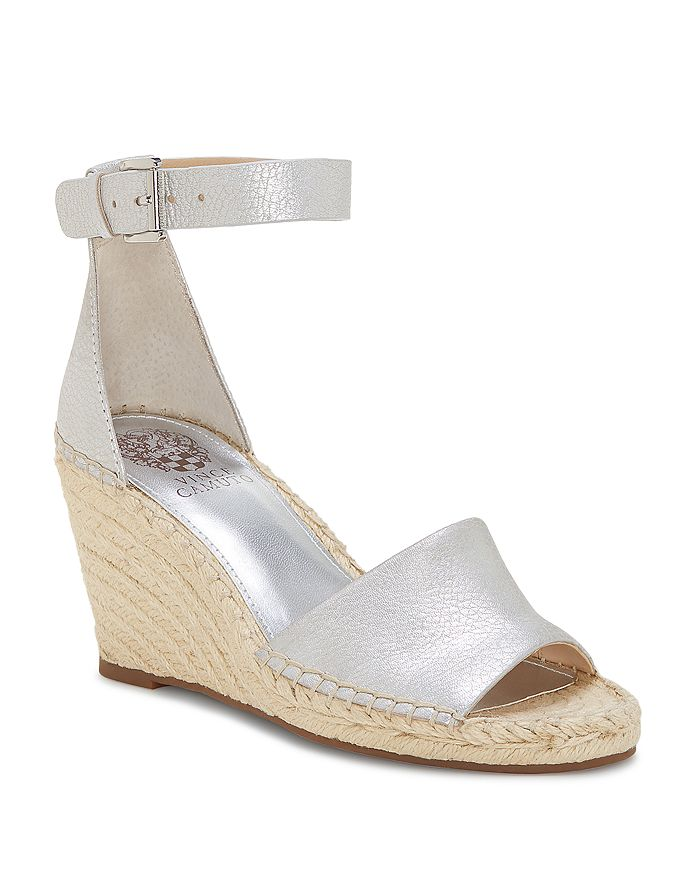 583d81892d9 Women's Leera Suede Espadrille Wedge Sandals