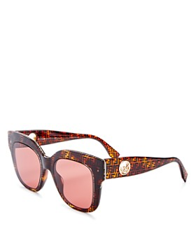 Fendi - Women's Square Sunglasses, 51mm