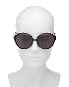 MARC JACOBS - Women's Oversized Round Sunglasses, 60mm