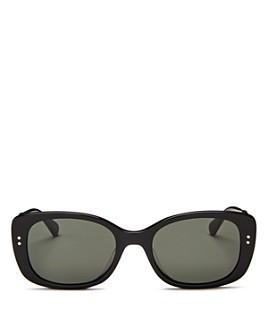 kate spade new york - Women's Citiani Square Sunglasses, 53mm