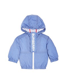 Burberry - Boys' Austin Hooded Windbreaker - Baby