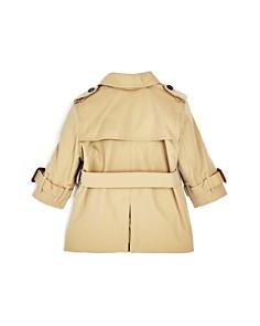 Burberry - Girls' Mayfair Trench Coat - Baby