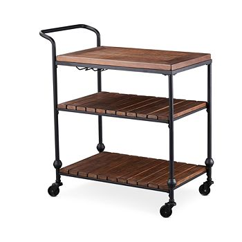 Bassett Mirror - Emery Bar Cart
