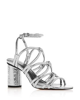 0e256d01c5c Rebecca Minkoff - Women s Apolline Strappy High-Heel Sandals ...