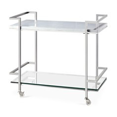 Bassett Mirror - Velma Bar Cart