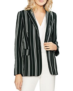 VINCE CAMUTO - Striped Blazer