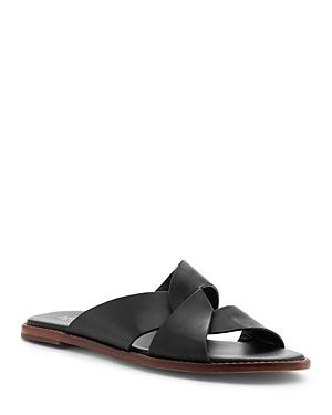 Botkier Sandals Women's Zuri Leather Slide Sandals