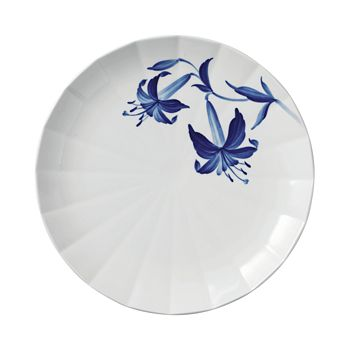 Royal Copenhagen - Blomst Lily Dinner Plate - 100% Exclusive