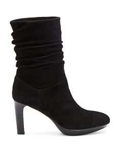 Aquatalia - Women's Raegan Weatherproof Slouchy High-Heel Boots