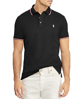 d734cf8ea Polo Ralph Lauren - Stretch Mesh Custom Slim Fit Polo Shirt - 100%  Exclusive ...