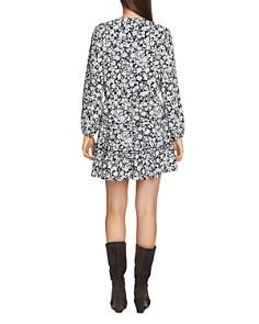 1.STATE - Romantic Meadow Print Dress