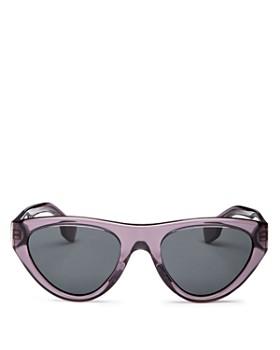 9abf9fd7607 Burberry - Women s Cat Eye Sunglasses