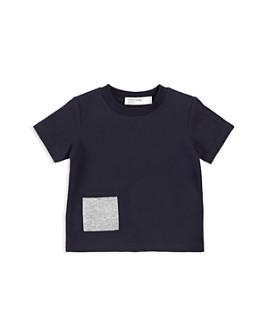 Miles Baby - Unisex Pocket Tee - Baby
