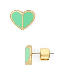kate spade new york - Small Heart Stud Earrings