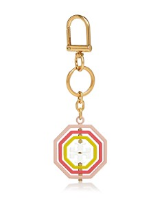 Tory Burch - Rotating Geo Key Fob