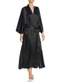 slip - Silk Robe