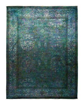 """Solo Rugs - Rebecca Vibrance Area Rug, 8'2"""" x 10'3"""""""