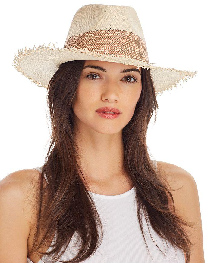 rag & bone - Frayed Panama Hat