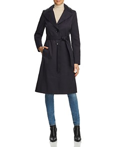 Via Spiga - Contrast Trimmed Trench Coat