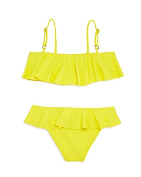L*Space - Girls' Little Lucy Two-Piece Swimsuit - Little Kid, Big Kid