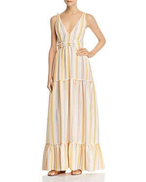 Lemlem Dresses ZERITU SLEEVELESS MAXI DRESS