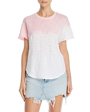 Atm Anthony Thomas Melillo Tops DIP-DYED TEE