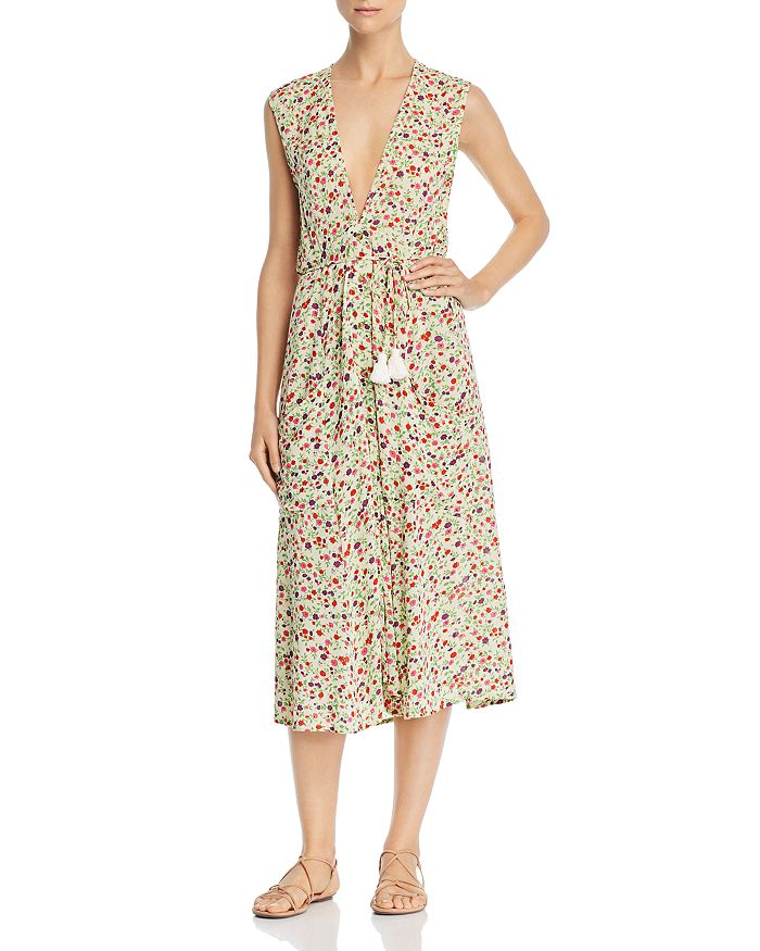 Faithfull the Brand - Blohm Midi Dress