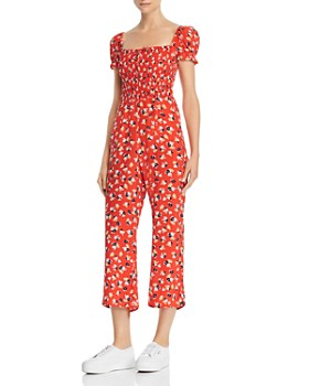 Faithfull the Brand - Della Floral Print Jumpsuit