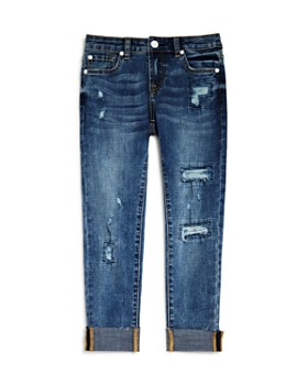 4c4e1227e 7 For All Mankind - Girls  Josephina Skinny Jeans - Little Kid ...