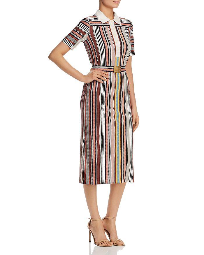 96db992aa4b0 Tory Burch - Striped Polo Dress