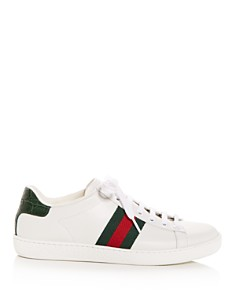 Gucci - Women's New Ace Low-Top Sneakers