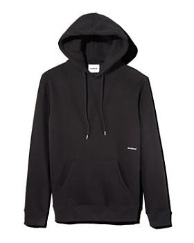 Soulland - Wallace Small Logo-Print Hooded Sweatshirt